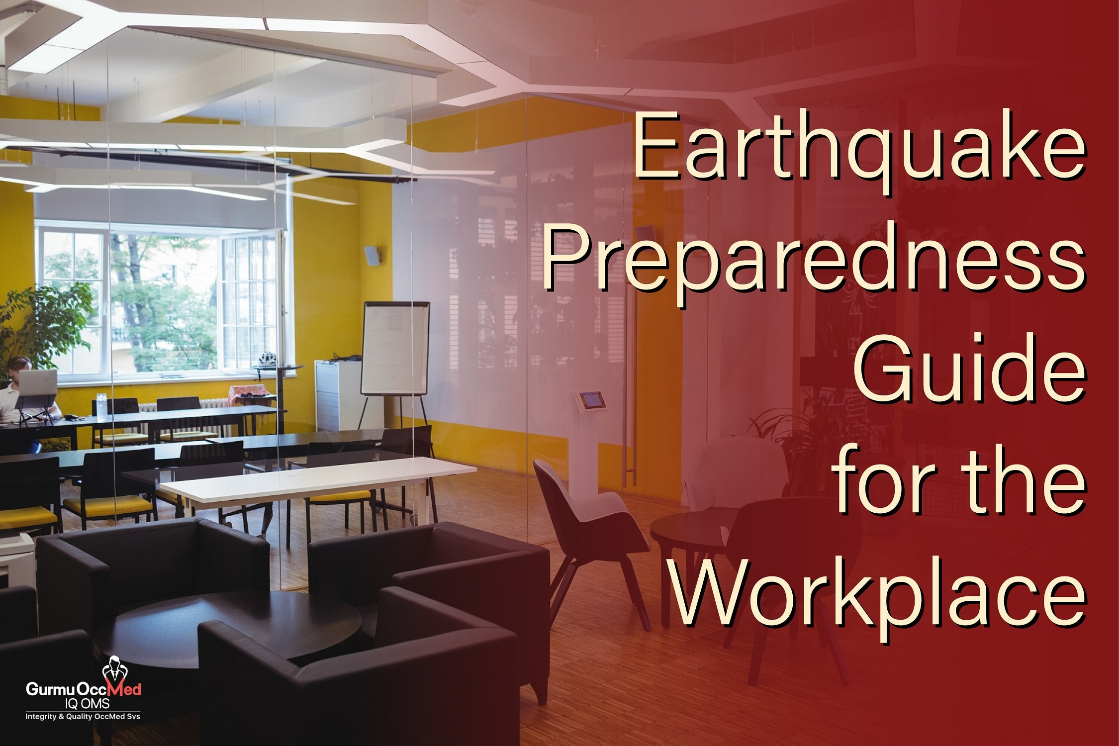 workplace earthquake preparedness