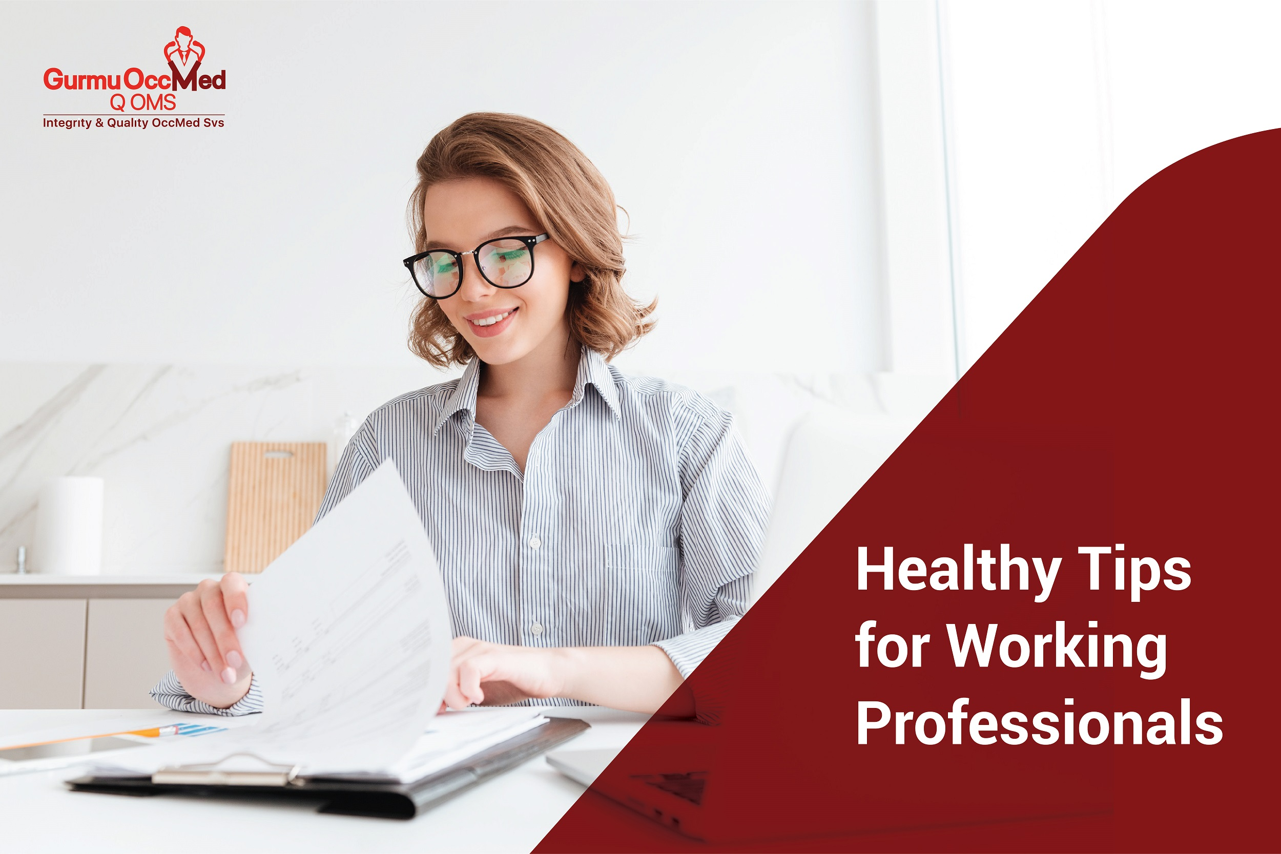 health tips for working professional
